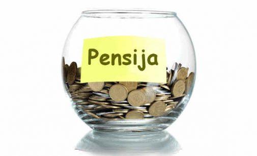 Pensijos turintiems būtinąjį stažą, nuo sausio didės 30 eurų