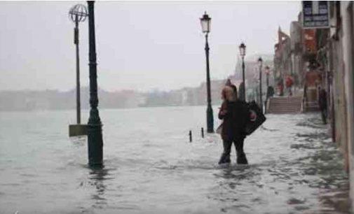Apokaliptinis potvynis Venecijoje