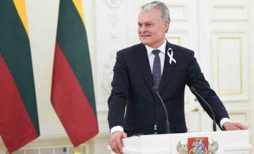 Prezidentas G. Nausėda ragina susisiekimo ministrą trauktis iš pareigų