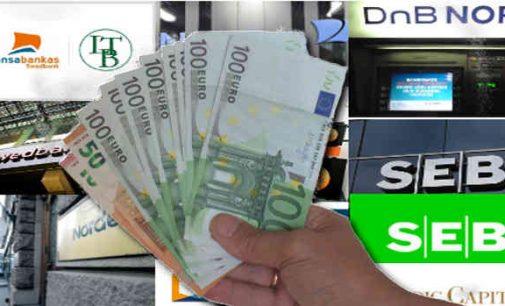 Siūloma leisti besikuriančiam Lietuvoje verslui atsidaryti kaupiamąsias sąskaitas ne tik bankuose, bet ir elektroninių pinigų įstaigose