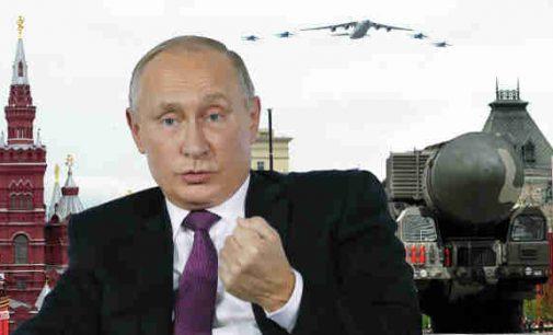 """Putinas: """"…sovietinė kariuomenė tiesiog užėjo ir viskas. Suprantate tai?"""""""
