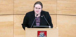 Užuot pripažinęs klaidas, Seimo konservatorius Vytautas Juozapaitis klimpsta vis giliau