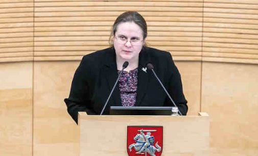 Agnė Širinskienė. Prezidento pasiūlymas dėl GPM – gerovė tik turtingiausiems?