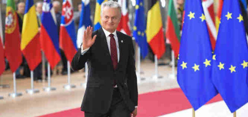 Prezidentas vyks į Europos Vadovų Tarybos sesiją Briuselyje ir įvardija būtinybę derėtis dėl išmokų žemdirbiams