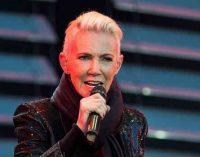 """Mirė """"Roxette"""" solistė Marie Fredriksson"""