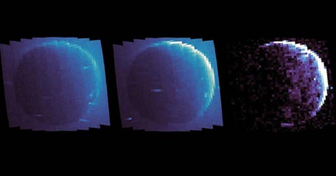 Fioletinė Marso aura