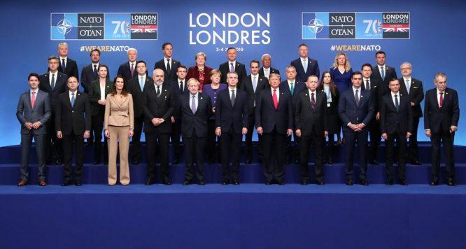 NATO susitikimas