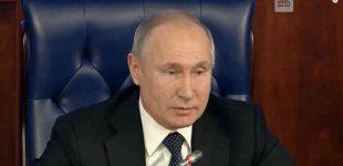 Putinas patvirtino Mišustiną premjero pareigoms
