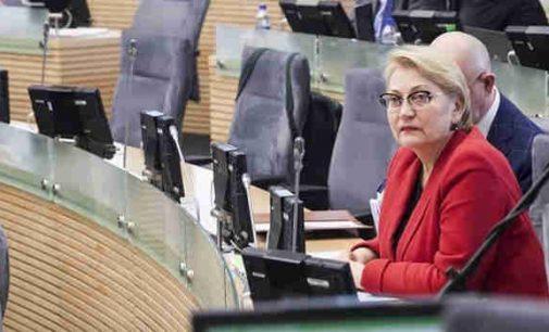 Socialdemokratės R. Budbergytės naujametinis pagąsdinimas regionų gyventojams – drebėk Lietuva!