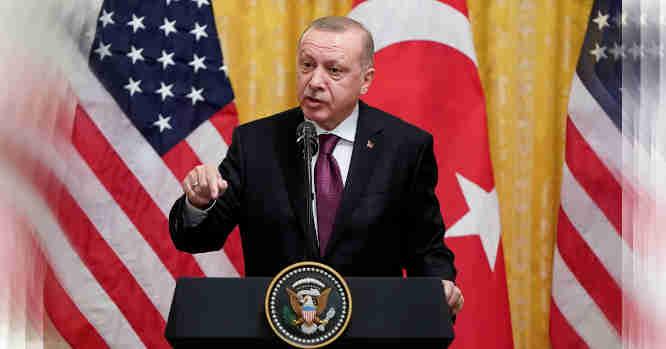 REdzepas Taypas Erdoganas