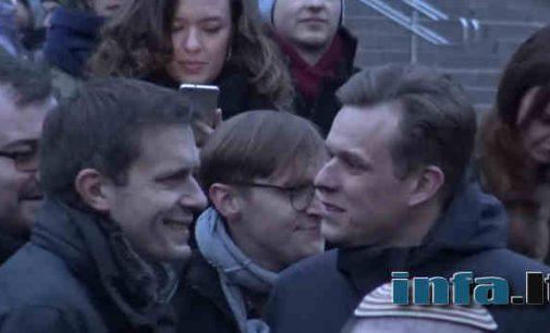 Teismas A. Tapino skundą adresavo Seimo Etikos komisijai ir įpareigojo jį išnagrinėti bei priimti sprendimą dėl S. Skvernelio elgesio