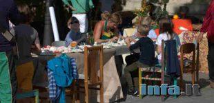 Lietuvoje jau palaiminti lauko darželiai
