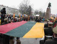 Sausio 1-ją, Lietuvos vėliavos dieną, Gedimino pilyje, trispalvę iškels Garbės sargybos kariai