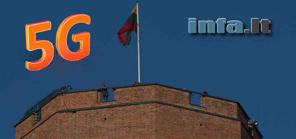 RRT skelbia apklausą dėl 5G ryšio plėtros 26 GHz radijo dažnių diapazone
