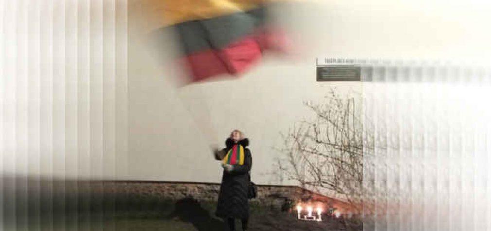Teismas pilnai išteisino Lietuvos vėliava mojavusią mokytoją A.G.Astrauskaitę, o visus policijos veiksmus jos atžvilgiu pripažino neteisėtais