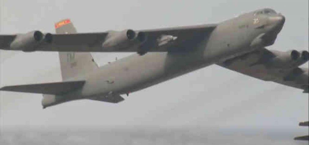 JAV ruošiasi atakai iš Irano pusės: parengiami B-52 strateginiai bombonešiai