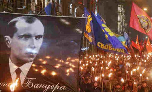 Ukraina užsiminė Izraeliui: nelieskite mūsų didvyrių, palikite šalims teisę pačioms spręsti, kaip ir ką gerbti