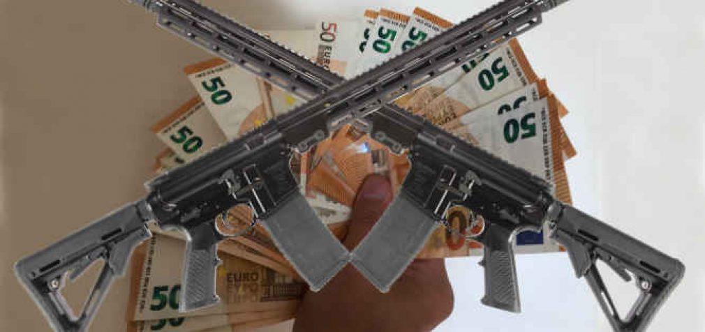 KAM perka papildomą kiekį automatinių šautuvų G-36 už 19 mln. eurų