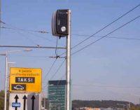 Lietuvos keliuose bus įrengta 130 vidutinio greičio matavimo ruožų ir 70 momentinio greičio matuoklių