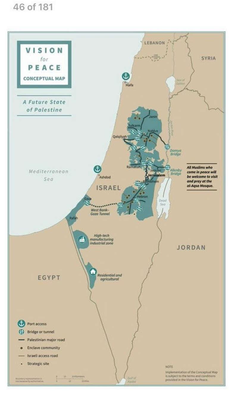 Palestinos taikos planas