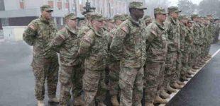 JAV išveda iš Vokietijos 12 tūkstančių kariškių