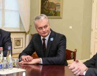 Lietuvos prezidentas griežtai pasmerkė Irano išpuolį prieš Irake dislokuotus JAV ir koalicinių pajėgų karius