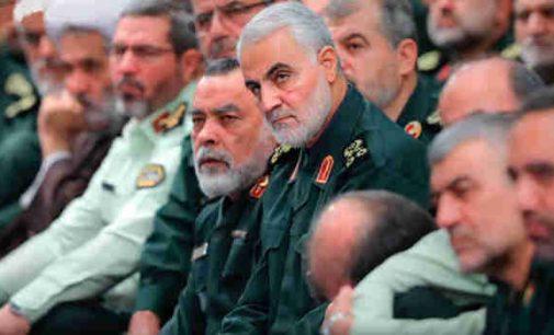 """Izraelis padėjo JAV likviduoti Kasemą Suleimani """"pragaro ugnies"""" pagalba"""