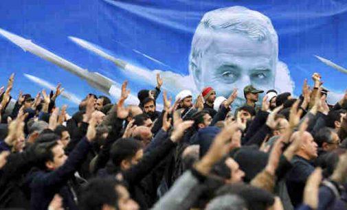 JAV miestuose vyko antikarinės akcijos, o Irane – Kasem Suleimani palaikų pagerbimo procesija