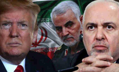 Iranas apsisprendė koks bus atsakas už Suleimani nužudymą: net pats švelniausias iš 13 taps košmaru Amerikai