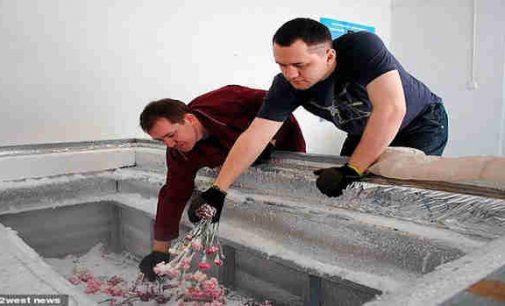 Rusų įmonė siūlo užšaldyti jūsų smegenis po mirties – virš 70 žmonių sumokėjo už tai 15 tūkst dolerių