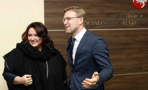 Pasak L.Kukuraičio, kol Seimas apsispręs dėl Stambulo konvencijos, SADM siekia įgyvendinti smurto prieš moteris mažinimo priemones