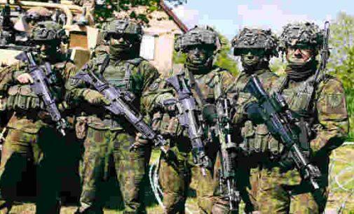 Prezidentui kariškiai pristatė stipraus valdymo centro, skirto suvaldyti situacijai, planą. Lietuvoje jau ruošiamasi karo padėčiai?