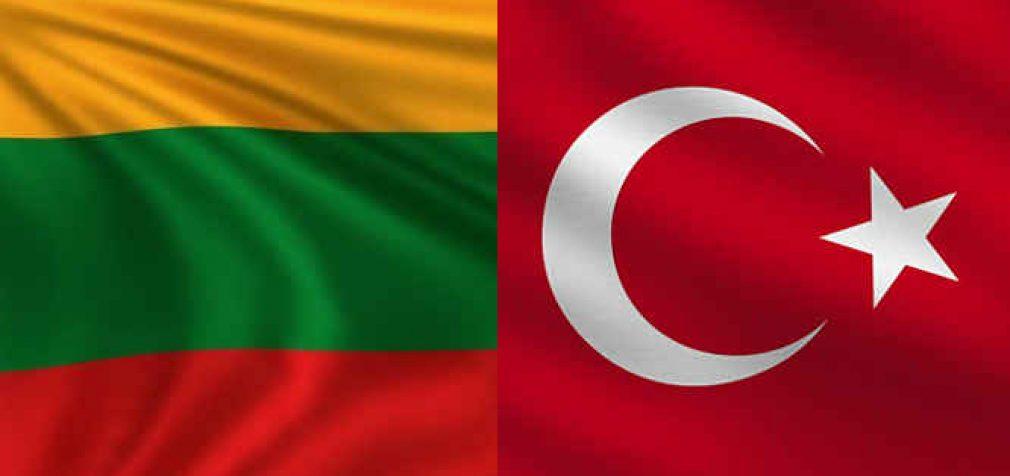 Lietuva ir Turkija aptars ekonominį bendradarbiavimą