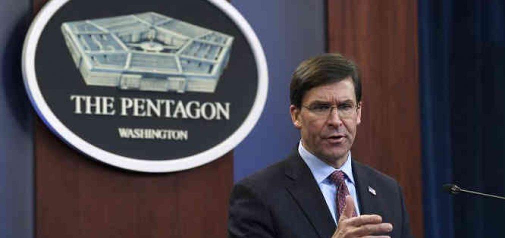 JAV nesitrauks iš Irako, neigia gandus Pentagonas