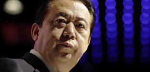 Buvęs Interpolo vadovas nuteistas Kinijoje 13,5 metų kalėjimo už korupciją