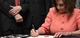 Antrasis Trampo apkaltos etapas: kaltinimas perduotas Senatui