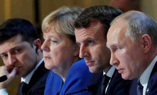 """Klausimą dėl dujotiekio """"Nord Stream-2″ Angela Merkel žada palikti spręsti ES šalims"""