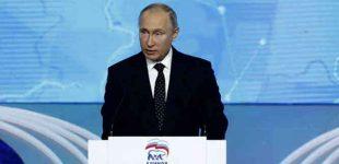 Tapo žinomi scenarijai, leisiantys Putinui neprarasti valdžios 2024 metais