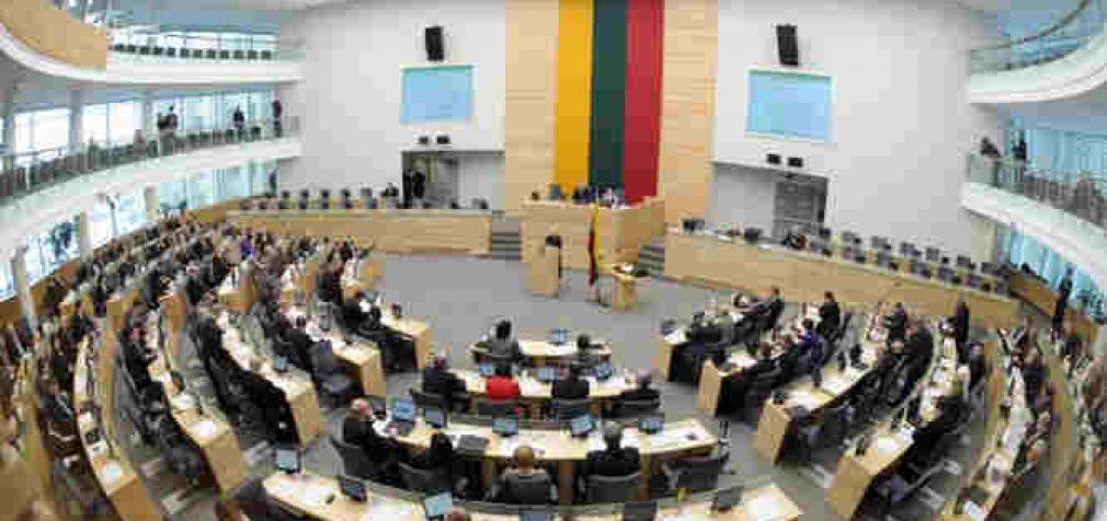 Seimo pavasario sesijoje virš 580 paruoštų teisės aktų projektų – kokia visuomenė sugebės tiek pakelti?