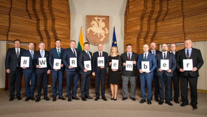 Lietuvos vyriausybė 2020
