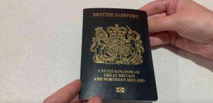Pasitraukusi iš ES Britanija keičia savo piliečių pasus