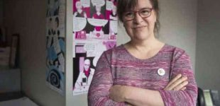 Kvebeko moterų federacijos prezidentė pasiūlė atšaukti ir uždrausti heteroseksualius santykius