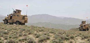 Rusų ir amerikiečių kariškių susidūrimas Sirijoje: MaxxPro bandė išstumti nuo kelio rusų Tigrą. Video
