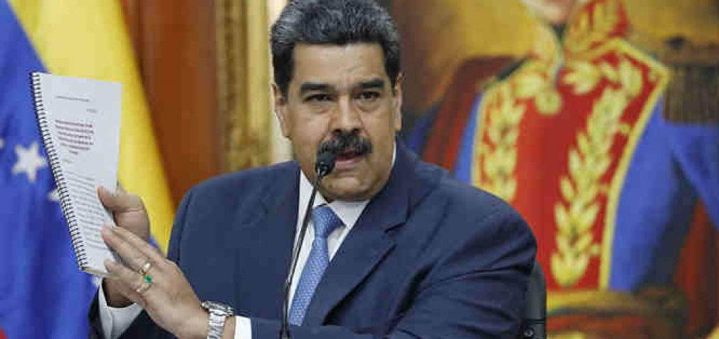"JAV įveda sankcijas prieš dukterinę ""Rosneft"" kompaniją, už pagalbą Venesuelos diktatūrai"