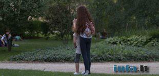 Kauniečiui – kaltinimai dėl fizinio smurto ir seksualinės prievartos prieš mažametę dukrą