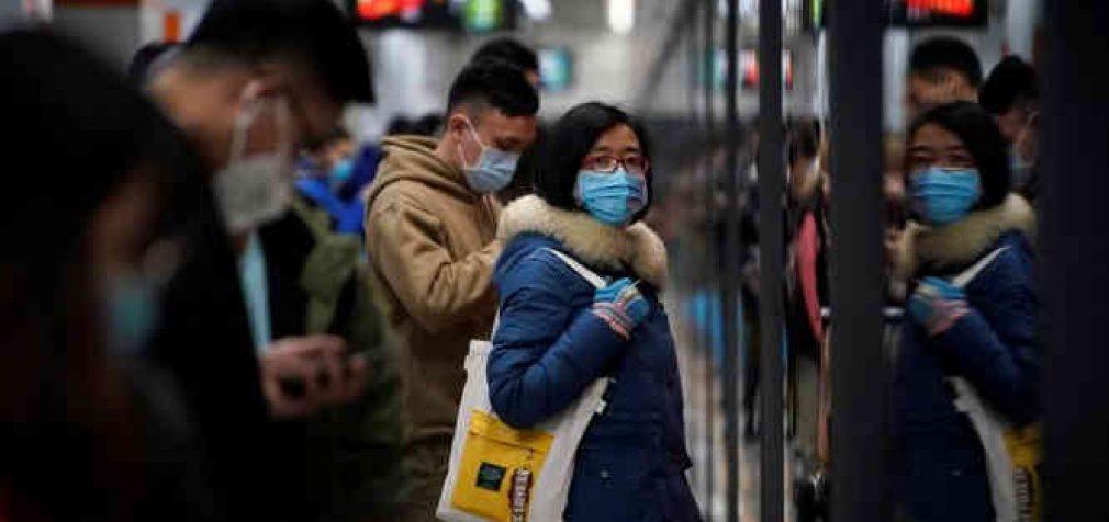 Kinijai primintos visos pasaulinės pandemijos