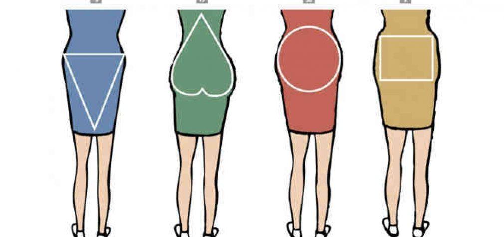 Nustatome moters charakterį pagal sėdmenų formą