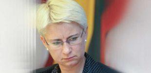 Neringa Venckienė kreipėsi į Panevėžio apygardos teismą prašydama panaikinti visas jai skirtas kardomąsias priemones
