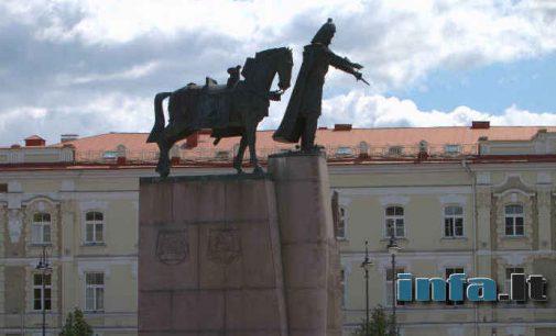 Neišnarpliota Lietuvos karalystės byla