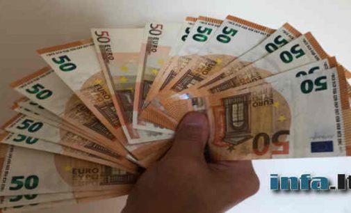 Lietuva skyrė lėšų humanitarinei pagalbai Italijai ir Ispanijai